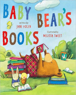 Featured Book: Baby Bear's Books