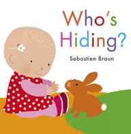 Featured Book: Who's Hiding