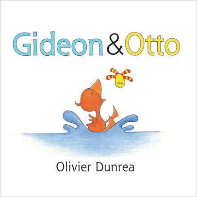 Featured Book: Gideon & Otto