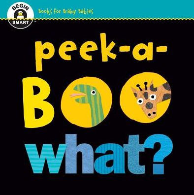 Featured Book: Peek-a-Boo What?