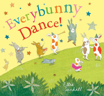 Featured Book: Everybunny Dance!